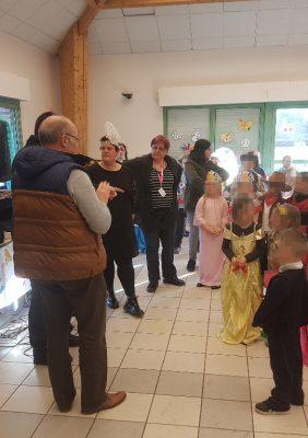 Carnaval des enfants de l'A.P.E.