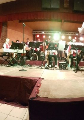 Concert du Jam's Band
