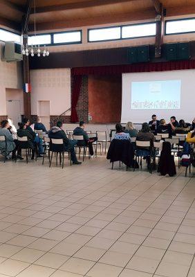 Réunion d'information myPéri'School