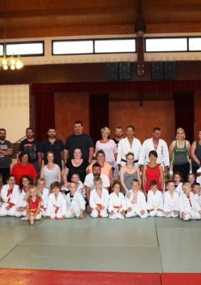 Fin d'année du Judo Akama