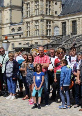 Voyage à Fontainebleau