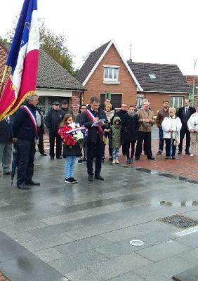 Commémoration de l'armistice – Cérémonie du 8 Mai